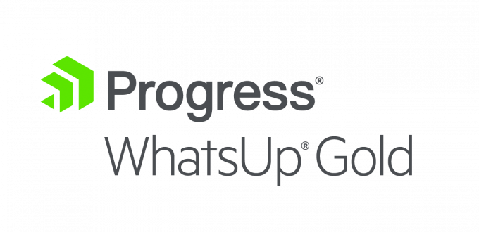 Progress WhatsUp Gold